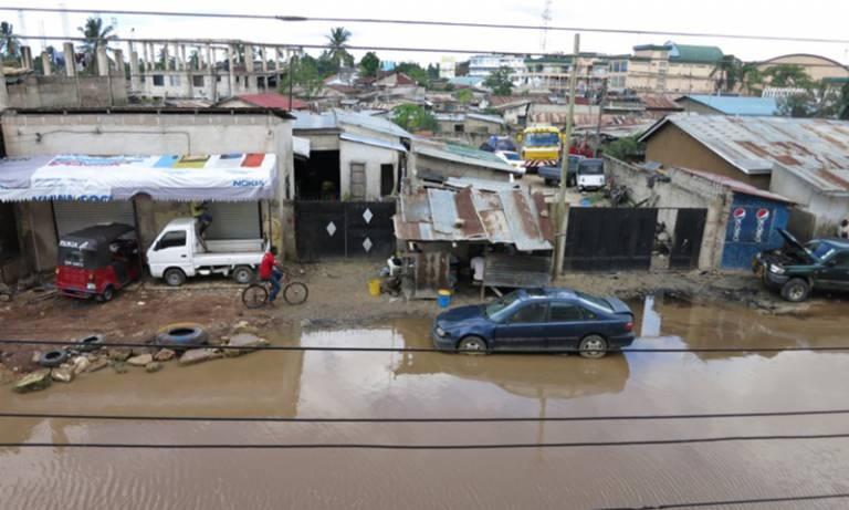 Dar flooding Pascale news