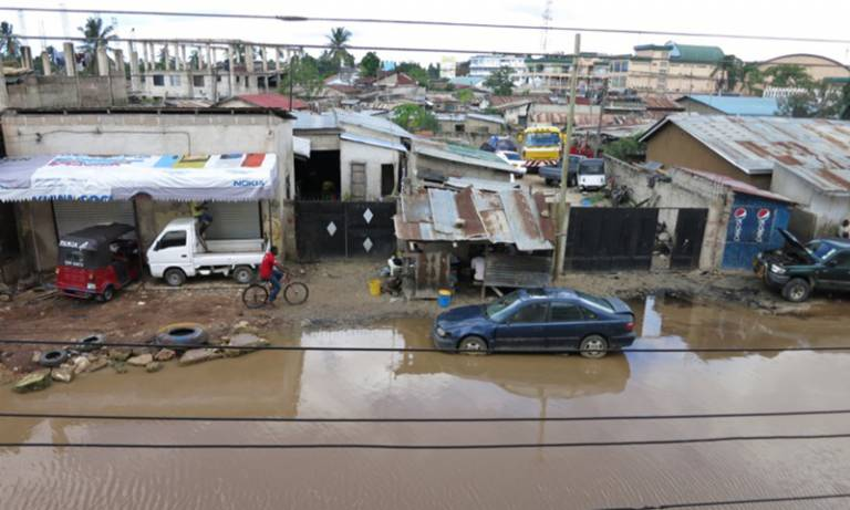 Dar flooding Pascale news