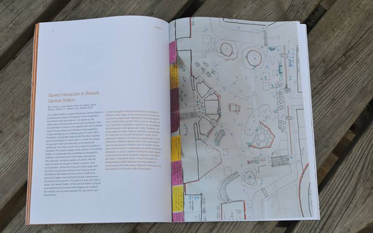 Urban mobility: surveillance spaces and spaces of belonging