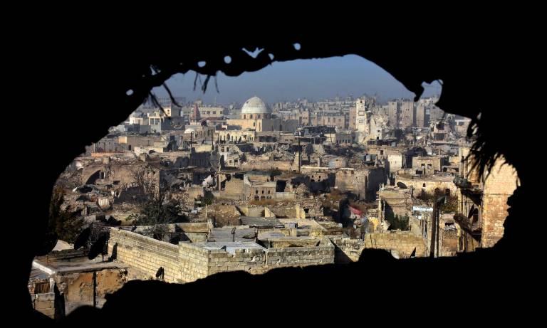 Post-War Syria