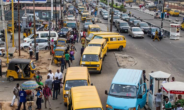 traffic Lagos
