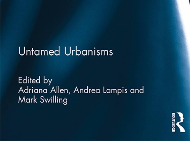 Untamed Urbanisms