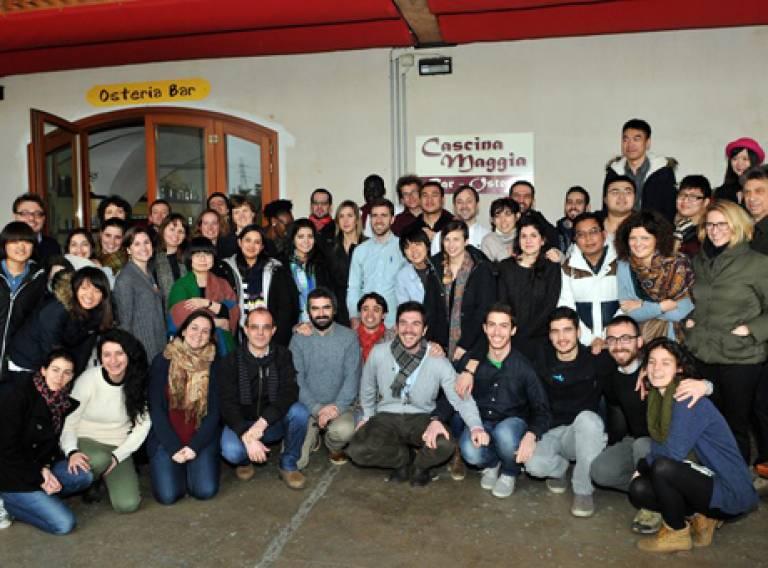BUDDcamp 2014 participants - in Brescia, Italy