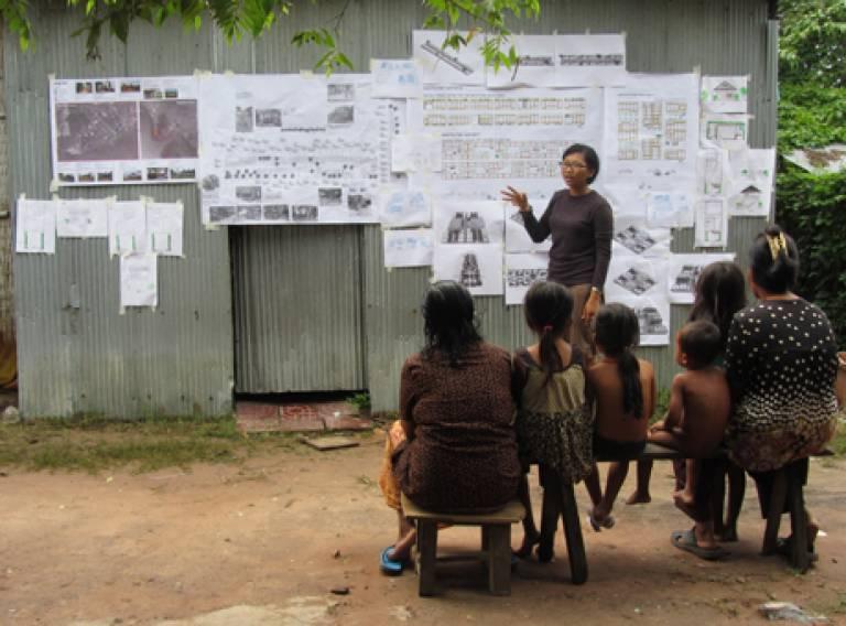 DPU/ACHR Internship programme in S.E. Asia