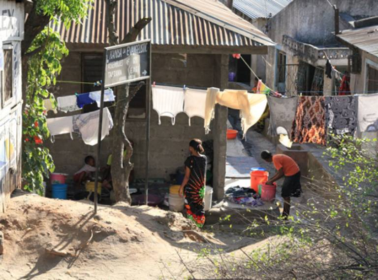 Peri-Urban Dar es Salaam