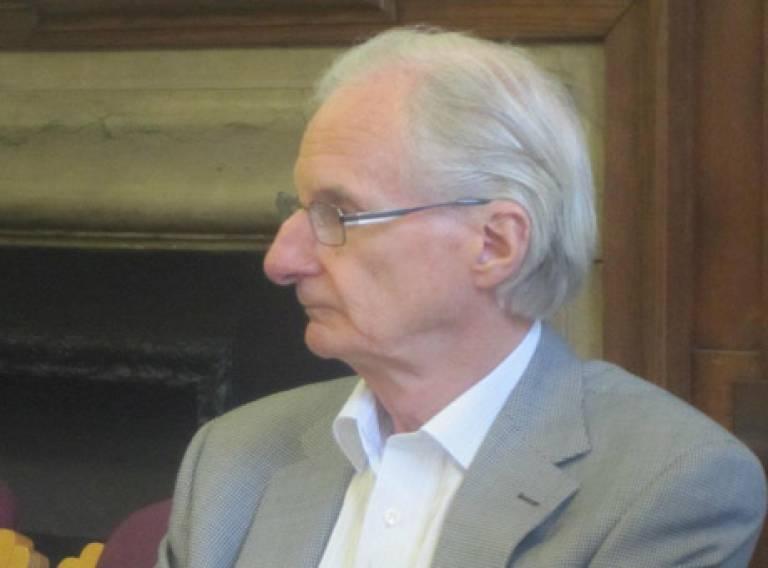 Professor Patrick McAuslan MBE, 1937-2014