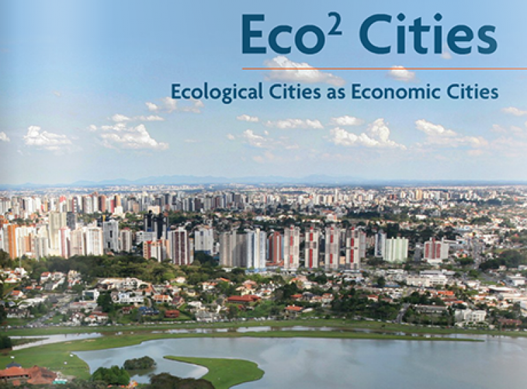 WP168 - Integrating the concept of urban metabolism into planning of sustainable cities: Analysis of the Eco² Cities Initiative