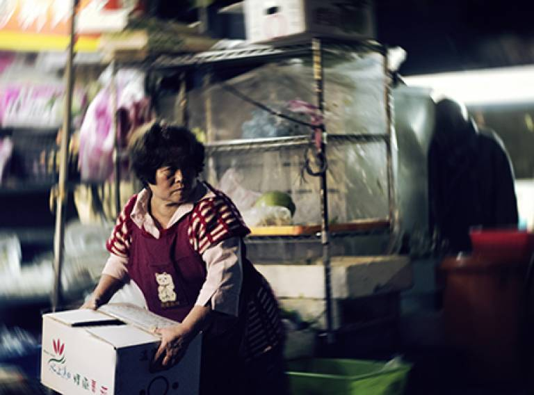Image: 'Taiwan night market' by Flickr user: We Make Noise ! (2012)