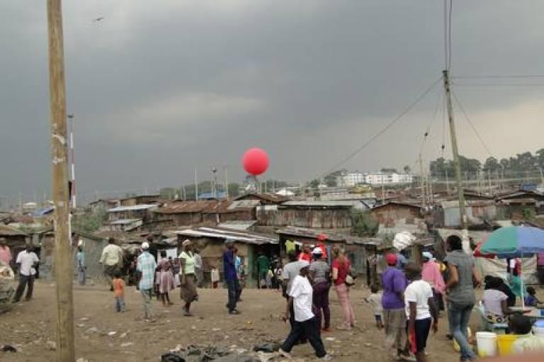 balloon flight Nairobi