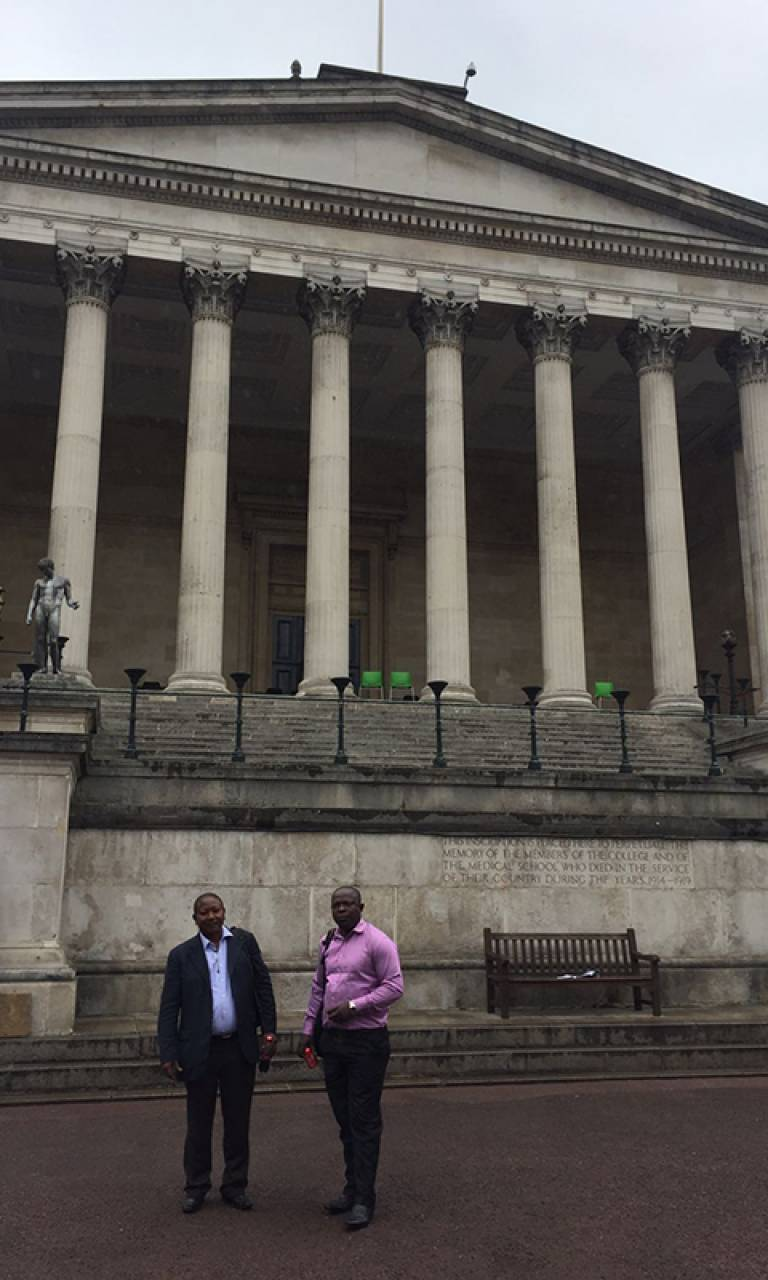 SLURC London event