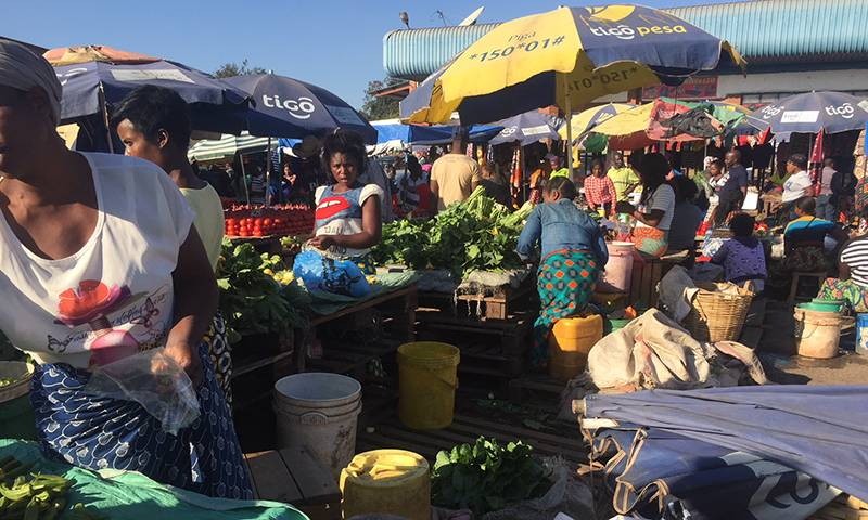 Stigmatising informal food retailers in African cities