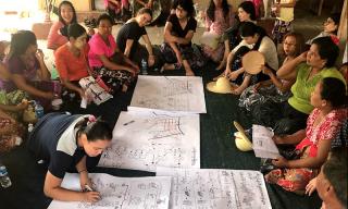 budd 2018 overseas fieldwork yangon