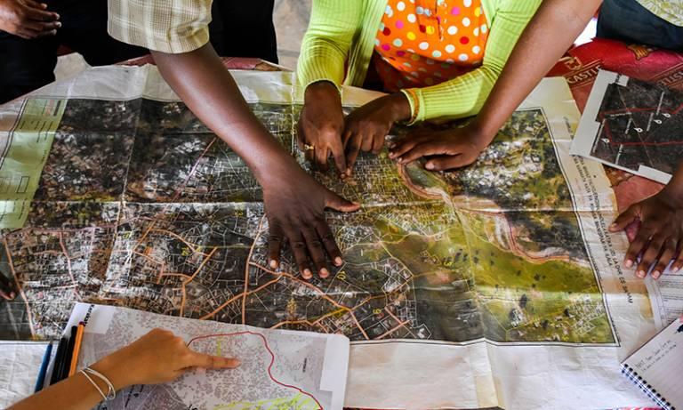 UDP fieldtrip Dar es Salaam