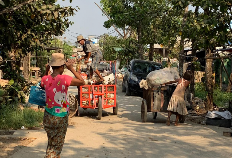 2019 Myanmar. Transformation in a time of transition