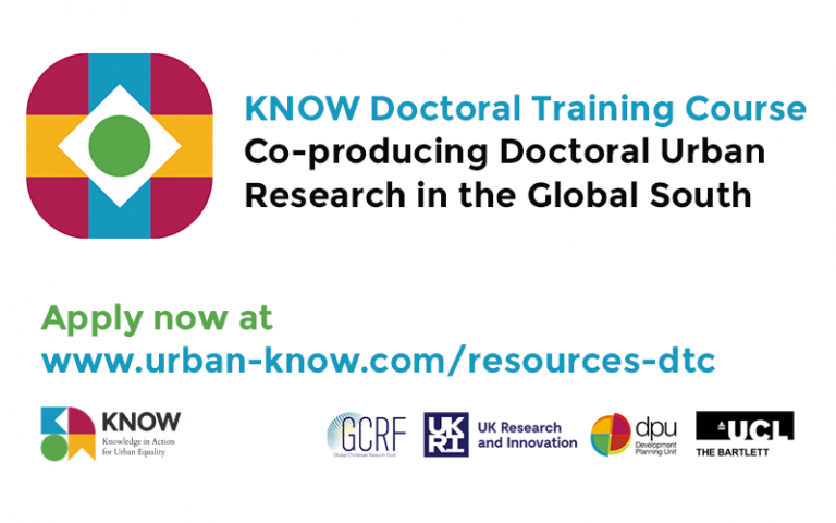 KNOW doctoral training