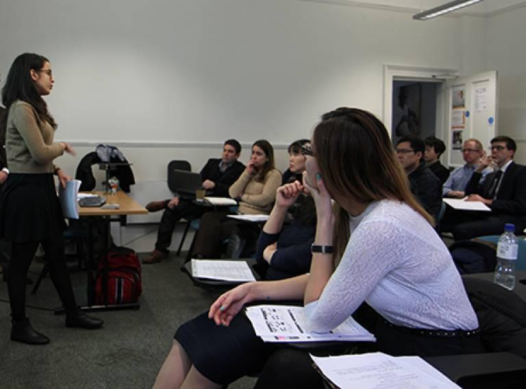UED London Presentations - Febraury 2015