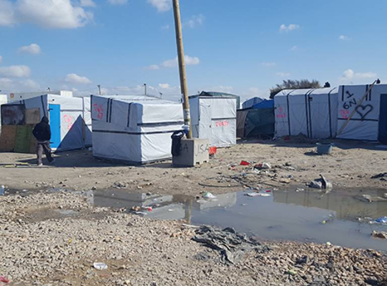 borders and camps microsite news