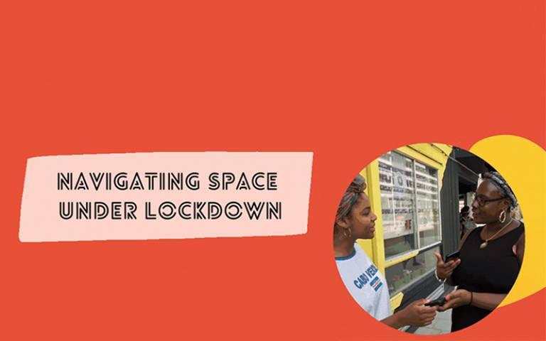 Navigating Space Under Lockdown