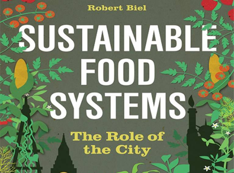 cover of sustainable food systems