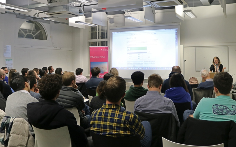 Launch event for UCL Islands Laboratory