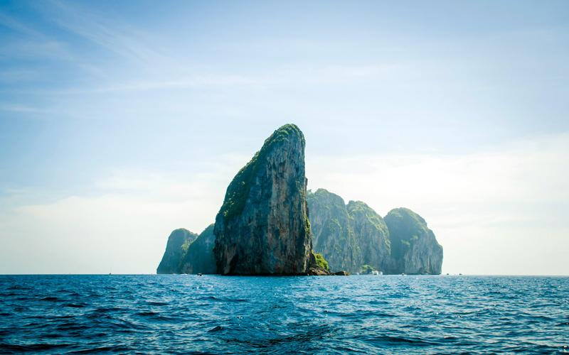 Krabi Island, Thailand - Photo by Mo Baghdadi on Unsplash