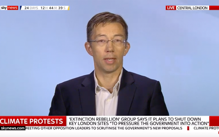 Neil Strachan on Sky News, 9 Oct 2019