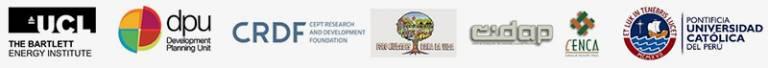GEMDev partner logos