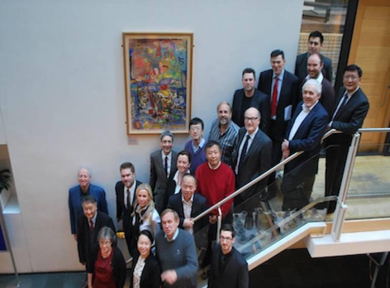 Lancet Commission Project Team