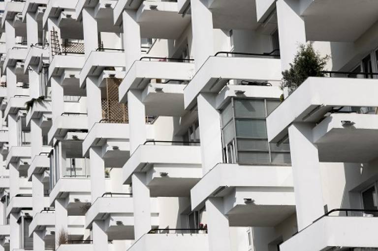 Architecture Population Habitation
