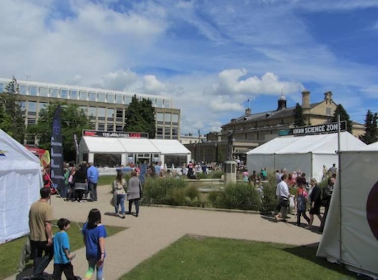 Cheltenham Science Fest 2012