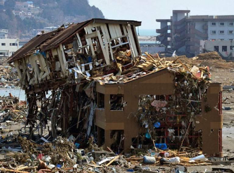 Japan earthquake and tsunami damage