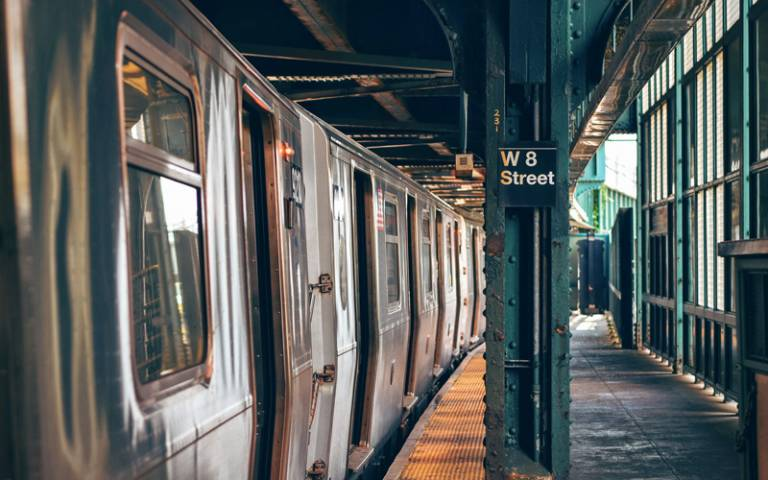 New York Subway station - Image by Pexels from Pixabay