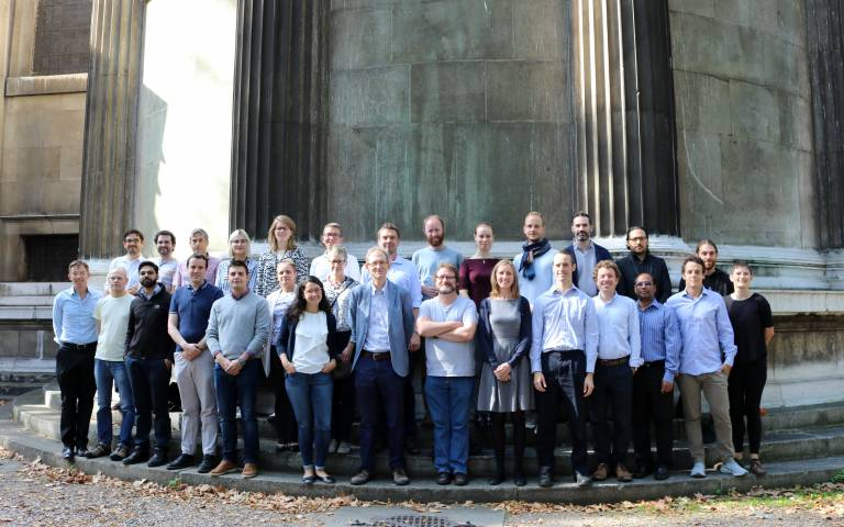 UCL Energy Staff