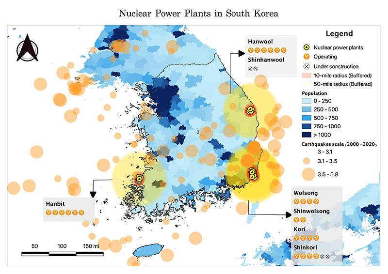 Nuclear power in South Korea
