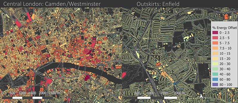 London zero carbon potential