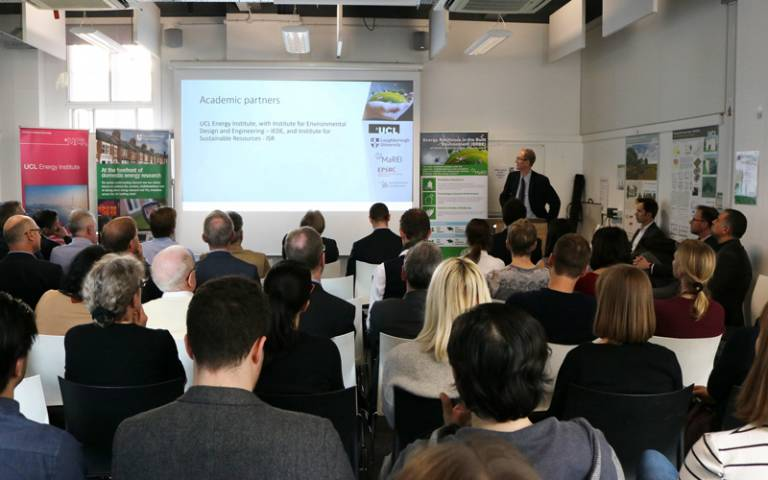 ERBE launch event, March 2019