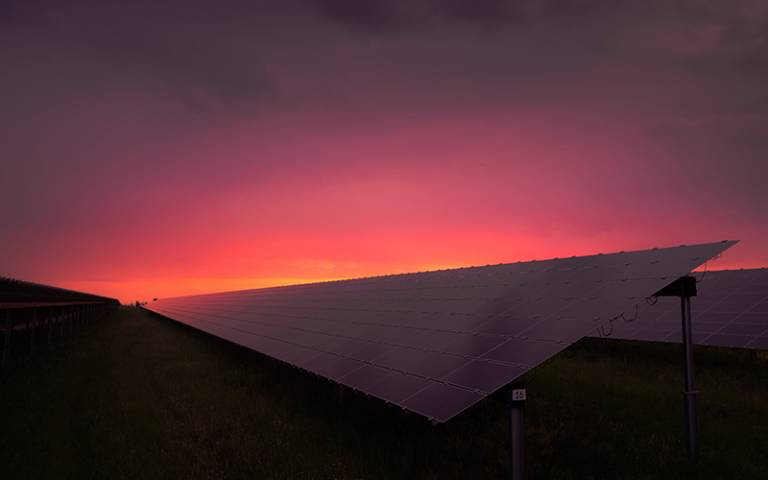 Energy transition - Photo by Karsten Wurth on Unsplash