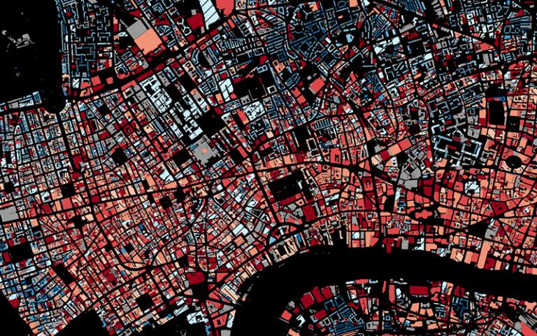 3DStock model of inner London