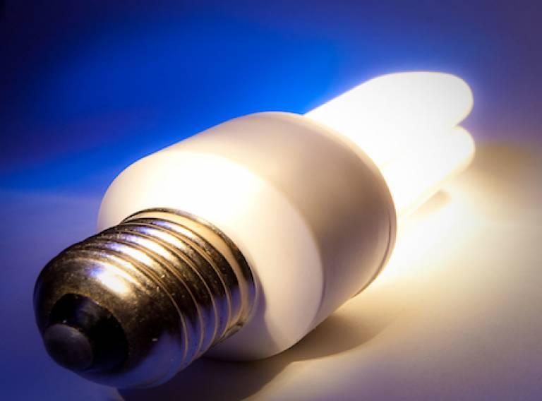 Energy saving lighbulb