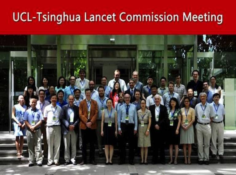 Lancet Commission on Climate Change and Health hold second meeting in Beijing