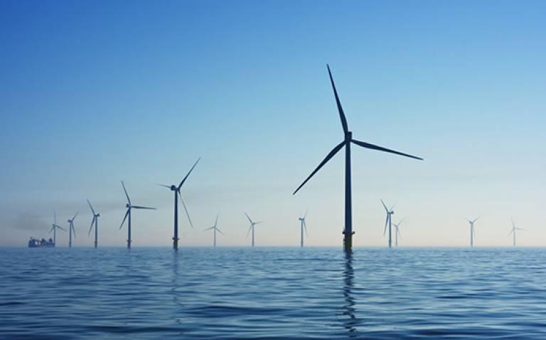 British offshore turbines