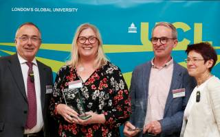 Provost's spirit of enterprise award ceremony