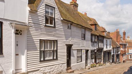 Houses in Rye