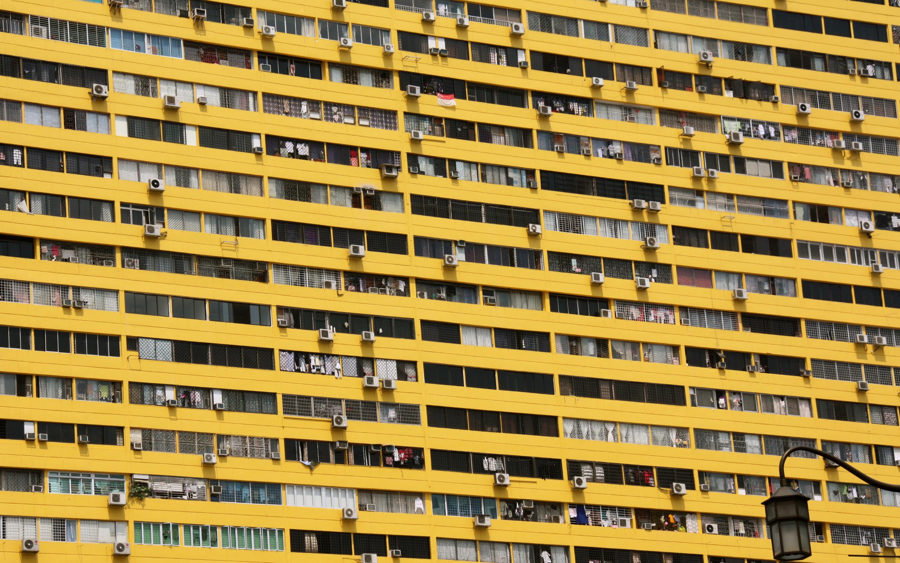 Apartment block in Singapore