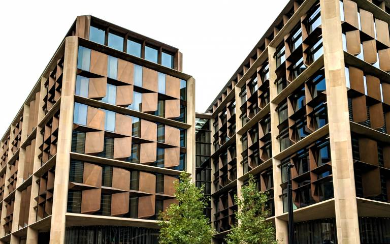 Bloomberg HQ in London - One of the world's highest BREEAM-rated major office buildings designed by Foster + Partners
