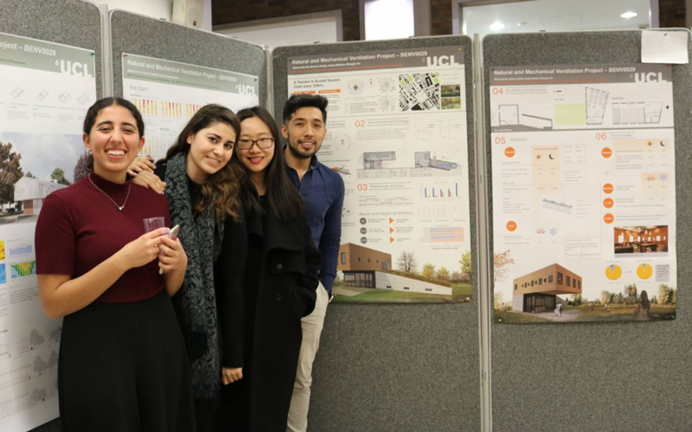 Environmental Design And Engineering Msc Ucl Institute For Environmental Design And Engineering Ucl University College London