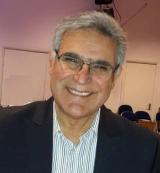 Dr. Foroutan Parand