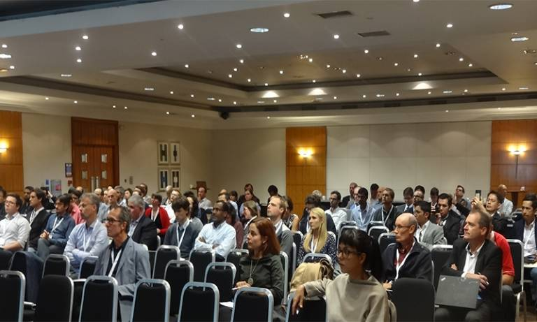 Attendees at AIVC annual conference in Nottingham