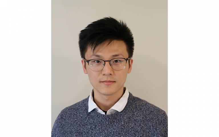 Headshot of Chenpeng Zhao