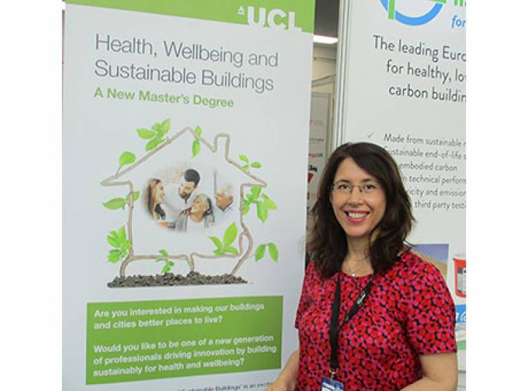 MSc Health, Wellbeing and Sustainable Buildings Launched